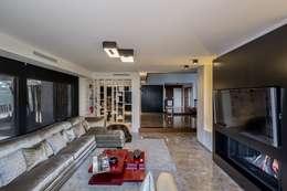 Salas de estar modernas por Laura Yerpes Estudio de Interiorismo