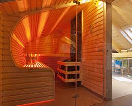 Spa de estilo moderno por Rockstroh & Sohn GmbH