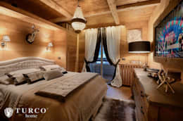 rustic Bedroom by turco home srl