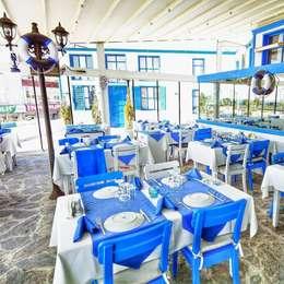 Tepeli İç Mimarlık – Kalikratya Balık Restaurant - Büyükçekmece | İstanbul:  tarz Yeme & İçme