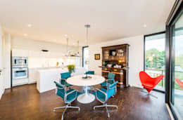 Столовые комнаты в . Автор – Helwig Haus und Raum Planungs GmbH