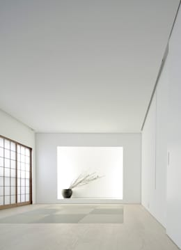 House for Installation: Jun Murata   |   JAMが手掛けたリビングです。