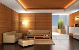 Venüs Grup – Manisa Tadilat: modern tarz Oturma Odası
