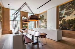 Кухня в . Автор – Studio RUIM