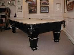 modern Dining room by HAMILTON BILLIARDS & GAMES CO LTD