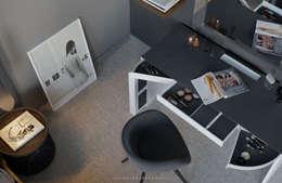 modern Bedroom by ILKINGURBANOV Studio