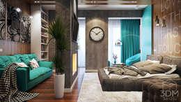 01: Спальни в . Автор – студия визуализации и дизайна интерьера '3dm2'