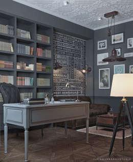 Oficinas de estilo  por ILKINGURBANOV Studio