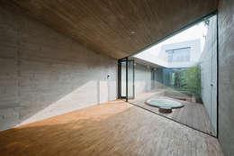 Escritórios  por Caramel architekten