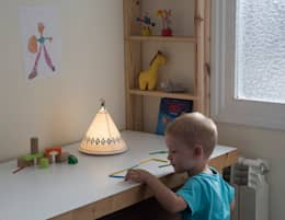 Javier Herrero* Studio: akdeniz tarzı tarz Çocuk Odası