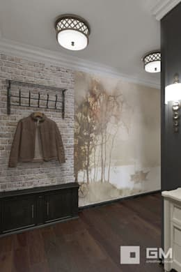 3-х комнатная квартира на ул. Абрамцевская : Коридор и прихожая в . Автор – GM-interior
