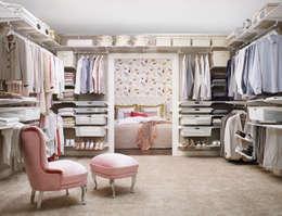 Begehbarer kleiderschrank frau schuhe  Wie kann ich einen begehbaren Kleiderschrank in mein Schlafzimmer ...