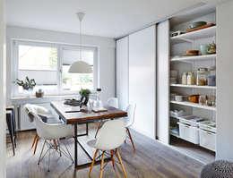 Projekty,  Kuchnia zaprojektowane przez Elfa Deutschland GmbH
