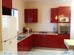 Dapur by arkar mobiliario integral