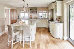 Projekty,  Kuchnia zaprojektowane przez Adam Carter Photo