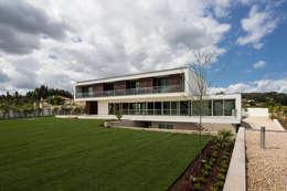 Casas modernas por Atelier Lopes da Costa