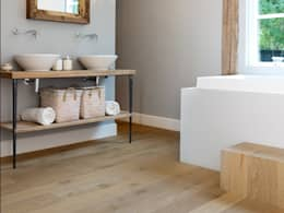 country Bathroom by Nobel flooring
