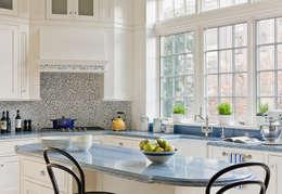 Кухни в . Автор – Ben Herzog Architect