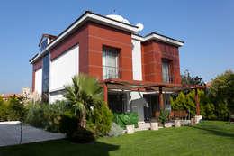 Projekty,  Taras zaprojektowane przez Mimkare İçmimarlık Ltd. Şti.