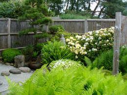 aziatische Tuin door ROJI Japanische Gärten