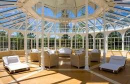 KELLER AG: akdeniz tarzı tarz Kış Bahçesi