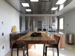 Projekty,  Kuchnia zaprojektowane przez Vegni Design