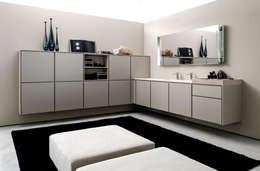 Il bagno moderno soluzioni di ieri buone ancora oggi - Karol mobili bagno ...