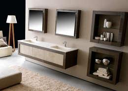 10 tipi di mobiletto per il bagno