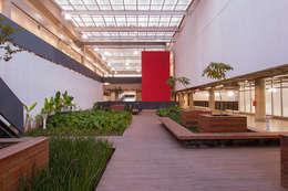 Escuelas de estilo  por ODVO Arquitetura e Urbanismo