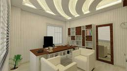 modern Study/office by GÜNAY MİMARLIK
