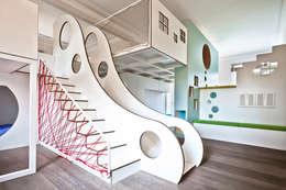 Projekty,  Pokój dziecięcy zaprojektowane przez snoeck & co