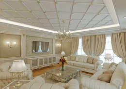 classic Living room by Nuevo Tasarım