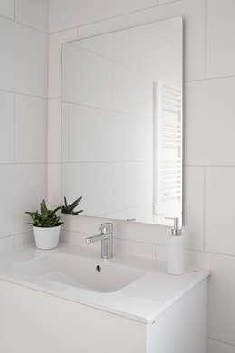 moderne Badkamer door NOEM