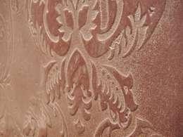 geprgter mineralputz - Auergewhnliche Wandgestaltung