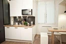 scandinavische Keuken door Géraldine Laferté