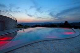 Hotels door STUDIO ARCHITETTURA SILVIA GIANNINI