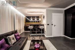 CLASSIC ONE: styl , w kategorii Kuchnia zaprojektowany przez SUMA Architektów