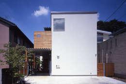 Rumah by 長浜信幸建築設計事務所