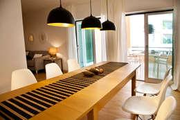 Comedores de estilo moderno por Home Staging Factory