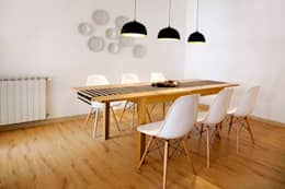 modern Dining room by Home Staging Factory
