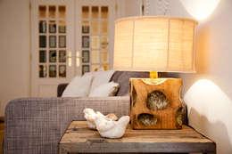 Salas de estilo  por Home Staging Factory