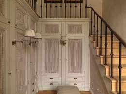 Vestidores de estilo  por Antonio Lionetti Home Design