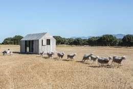 Сборные дома в . Автор – ÁBATON Arquitectura