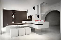 Cocina de estilo  por Alessandro Isola Ltd