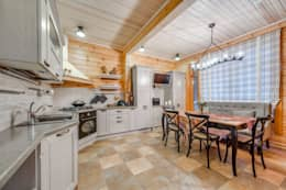 scandinavian Kitchen by Be In Art