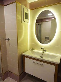 TEKNİK SANAT MİMARLIK LTD. ŞTİ. – M. T. KIRAN EVİ: klasik tarz tarz Banyo