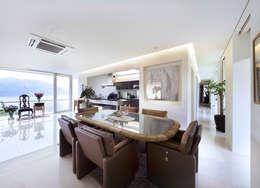 moderne Keuken door hyunjoonyoo architects