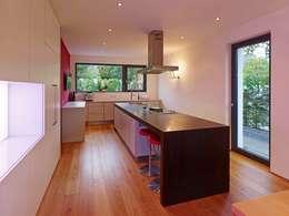 Projekty,  Kuchnia zaprojektowane przez bdmp Architekten & Stadtplaner BDA GmbH & Co. KG