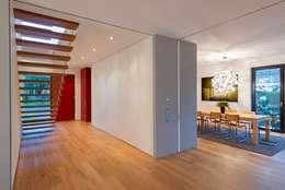 Projekty,  Salon zaprojektowane przez bdmp Architekten & Stadtplaner BDA GmbH & Co. KG