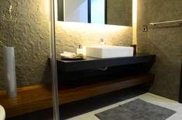 Arte FABBRO – Adin Knutları: modern tarz Banyo